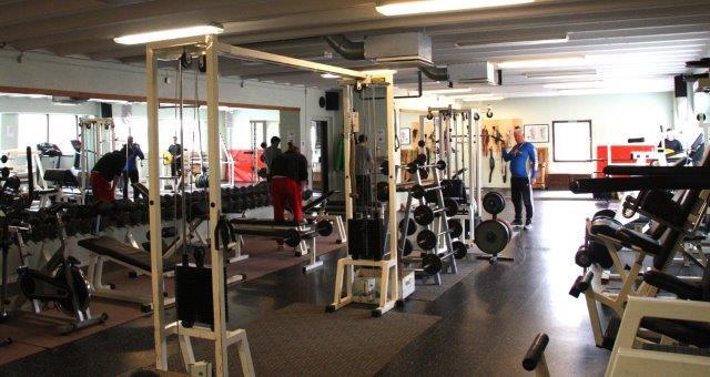 2 GAK gym 2
