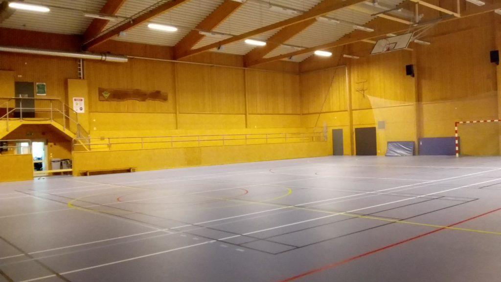 Ica vikingahallen